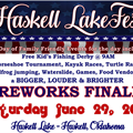 Haskell LakeFest